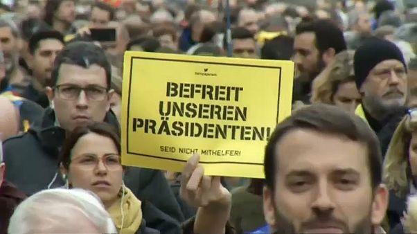 Proteste in Katalonien eskalieren - droht ein Generalstreik?