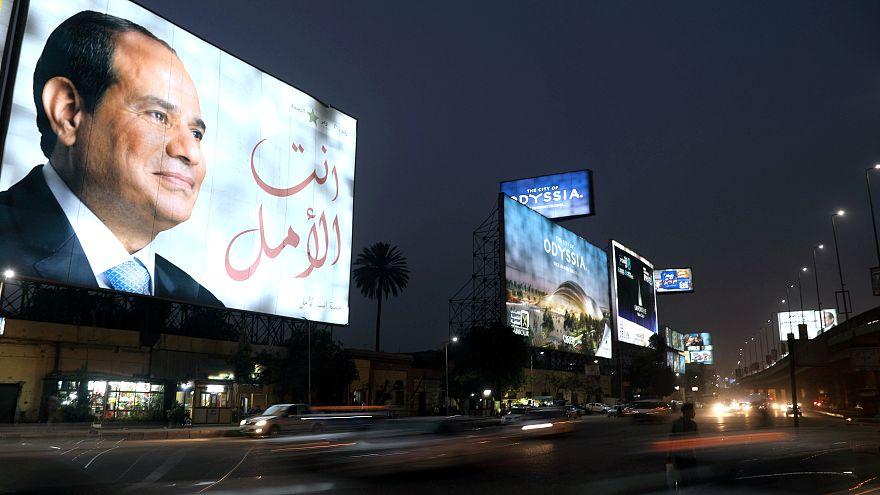 Mısır'da halk cumhurbaşkanını seçmek için sandık başına gidiyor