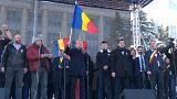 راهپیمایی در مولداوی برای باز پیوستن به رومانی