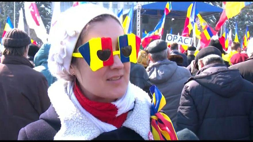 Moldavia: (quasi) tutti pazzi per la riunificazione con la Romania