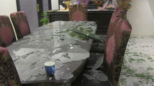 بالفيديو: مقتل مصري وإصابة أثنين أخرين في هجمات صاروخية على السعودية