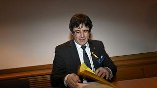 Γερμανία: Eνώπιον του εισαγγελέα ο Κάρλας Πουτζντεμόν