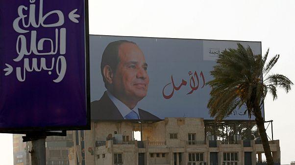 Άνετη αναμένεται η επικράτηση Αλ Σίσι