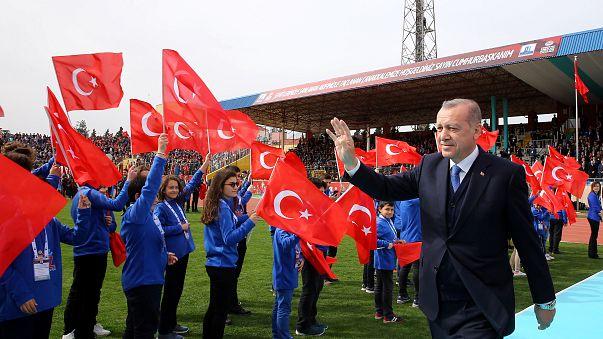 إردوغان يعلن بدء عملية عسكرية في العراق ..  وبغداد ترد