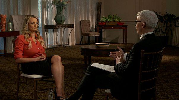 Porno yıldızı Daniels, Donald Trump ile olan ilişkisini anlattı