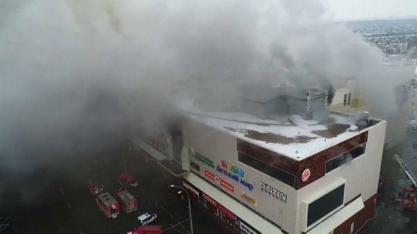 Plus de 50 morts dans un incendie en Russie