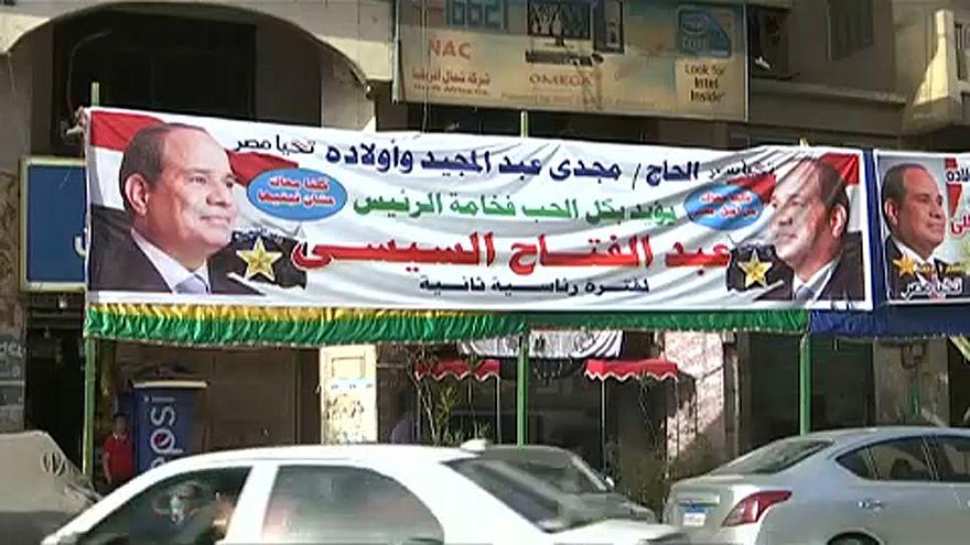 Egyiptom elnököt választ