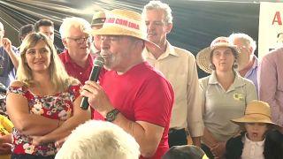 Brasiliens verurteilter Ex-Präsident Lula will bei Wahl antreten