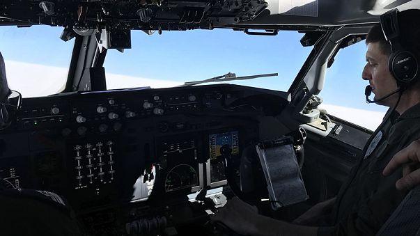 Konya'dan kalkan NATO uçağıyla Suriye hava sahasını izleyin