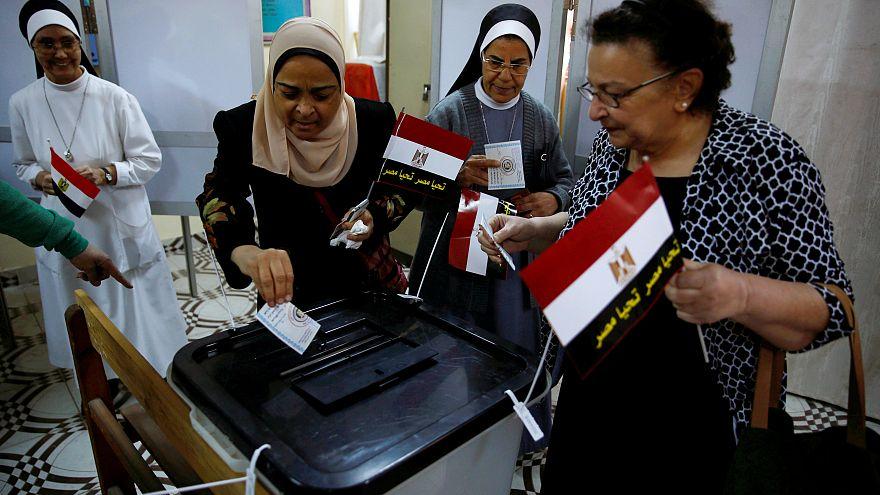 بدء التصويت في انتخابات الرئاسة المصرية