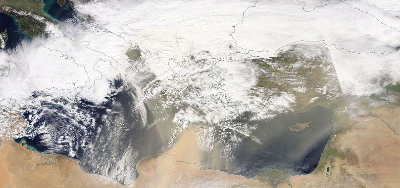 NASA/ MODIS