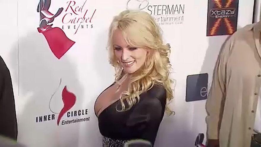 Szexelt Trumppal – állítja a pornószínésznő