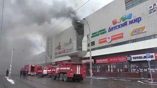 Kemerovói plázatűz: 64 halott