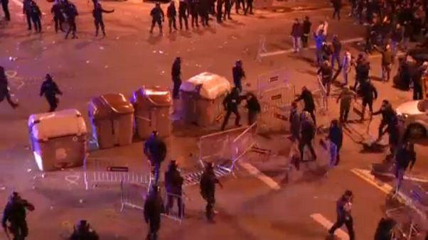 Összecsapások Barcelonában