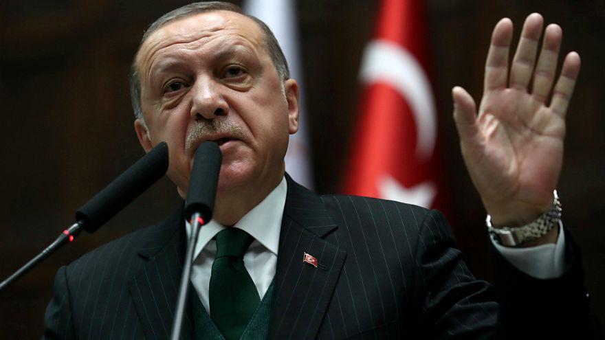 Erdoğan: Sincar'da bazı hareketlenmeler olduğu bilgisini aldım