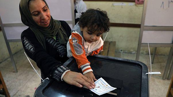 Primeiro dia de presidenciais no Egito
