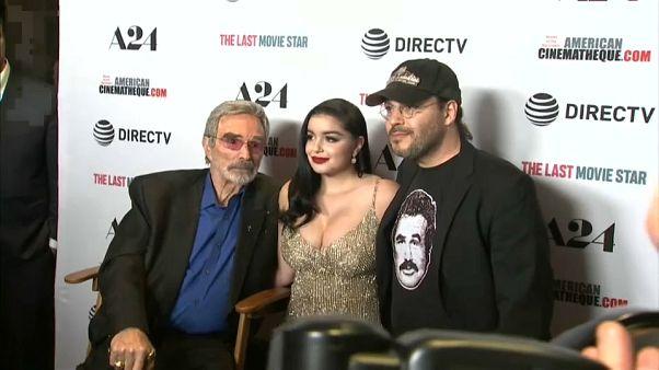 Burt Reynolds interpreta a un actor olvidado en The Last Movie Star