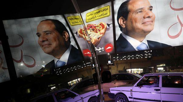 Αίγυπτος: Άνοιξαν οι κάλπες - Ψήφισε ο Σίσι