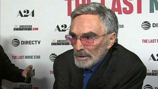 Burt Reynolds yaşlılık filmiyle geri döndü