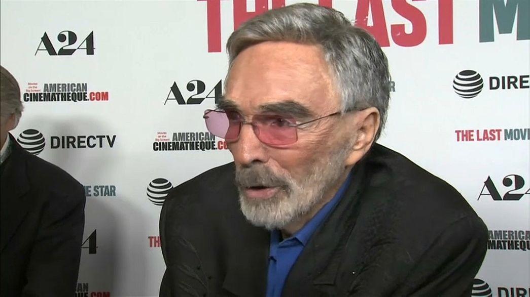"Burt Reynolds is ""The Last Movie Star"""