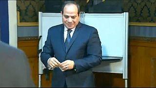 Egitto: urne aperte fino a mercoledi, scontata la vittoria di Al-Sisi