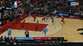 NBA: rontott bravúros hazai mérlegén a Toronto