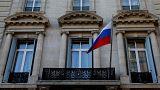 Prétexte Consulat de Russie aux Etats-Unis.