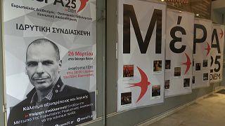 """Grecia, Varufakis lancia Mera25, """"per democratizzare l'Europa"""""""