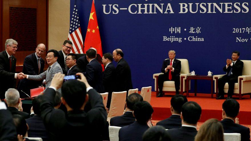 Κίνα προς ΗΠΑ: «Είμαστε έτοιμοι για διάλογο»