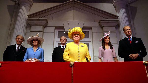 Μαντάμ Τισό: Το βασιλικό μπαλκόνι με κέρινα ομοιώματα!