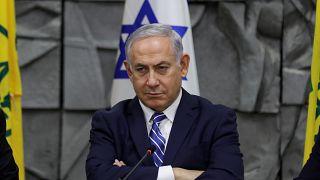 الشرطة الإسرائيلية تستجوب نتنياهو على خلفية قضية فساد