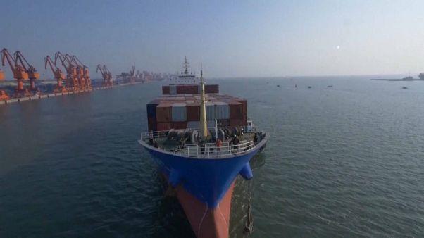 """La Chine appelle les Etats-Unis à """"cesser l'intimidation"""""""