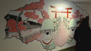 Kiállításon a legújabb Wes Anderson-film különleges díszletei