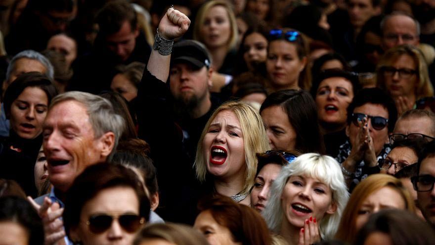 Estas son las mujeres y hombres que se enfrentan al gobierno polaco por el aborto