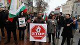 Protestos contra a visita do presidente da Turquia para cimeira com UE