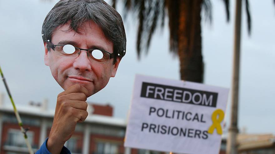 Puigdemont, ein politischer Gefangener? 5 Ansichten
