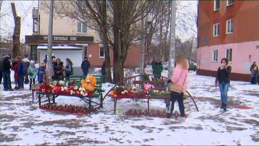Russie : chagrin et colère après l'incendie de Kemerovo