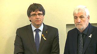 El tribunal alemán prolonga la detención de Puigdemont
