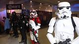 Fans meet their heroes at Comic Con Asia