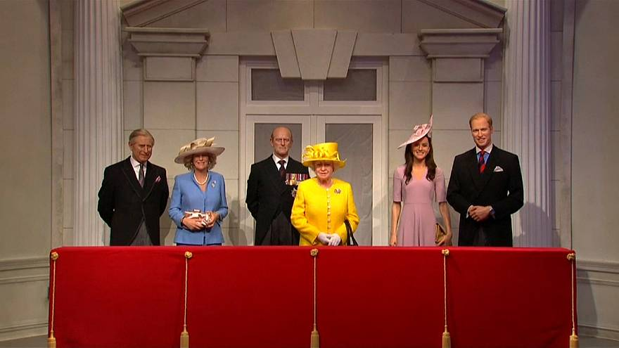Madame Tussauds unveils Royal Balcony experience