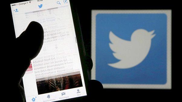 شعار موقع تويتر