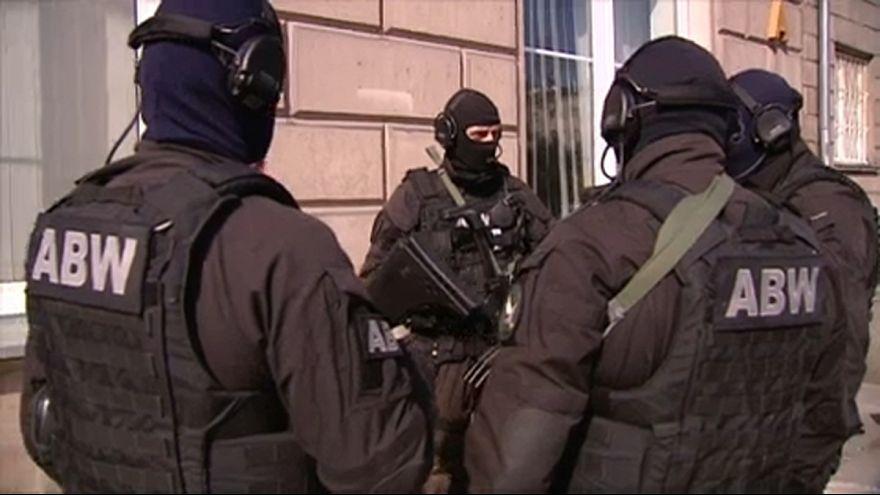 Orosz kémet vettek őrizetbe Lengyelországban