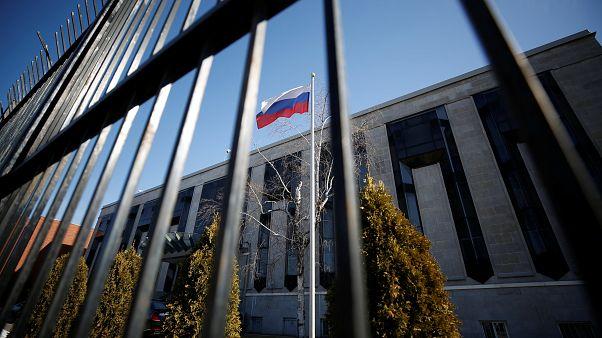 Посольство России в Оттаве