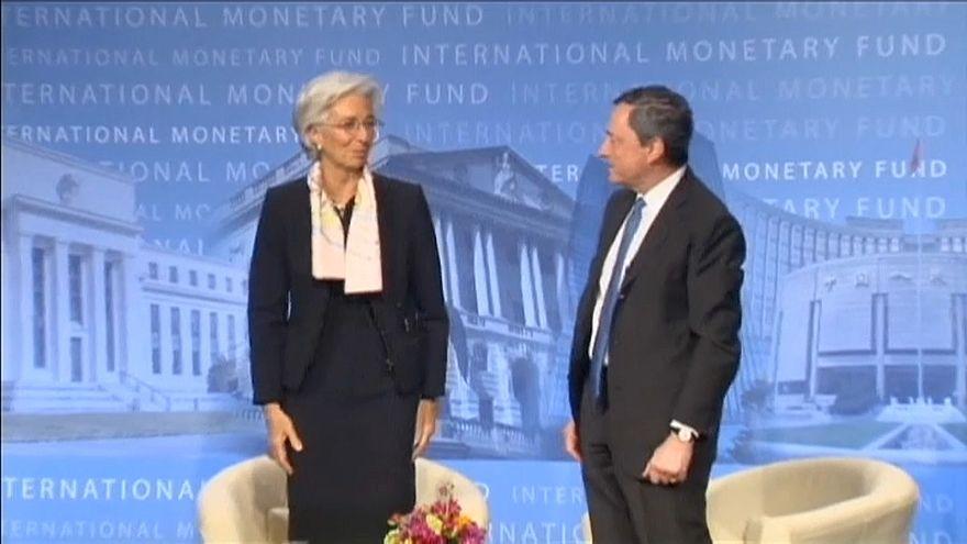 Eurozona: un fondo per i tempi difficili, a suggerirlo Christine Lagarde