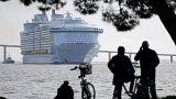 """""""Симфония морей"""" - крупнейший в мире лайнер"""