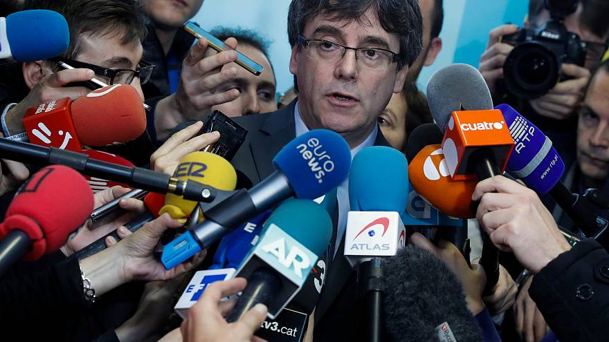 Can Spain extradite Puigdemont more easily from Germany than Belgium?