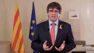 Carl Puigdemont, a Németországban őrizetbe vett katalán elnök