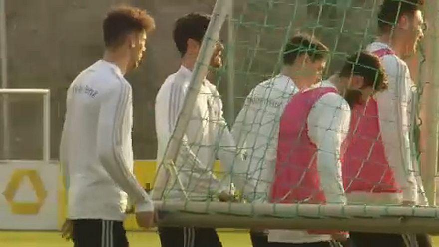 Labdarúgás: német-brazil a 7-1 emlékével