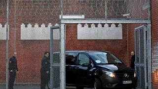 بوجدمون في أيدي المحاكم الألمانية رهن الإيقاف التحفظي