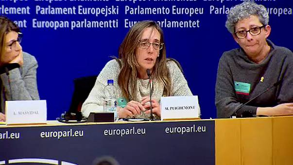 Il volto umano della crisi catalana arriva a Bruxelles
